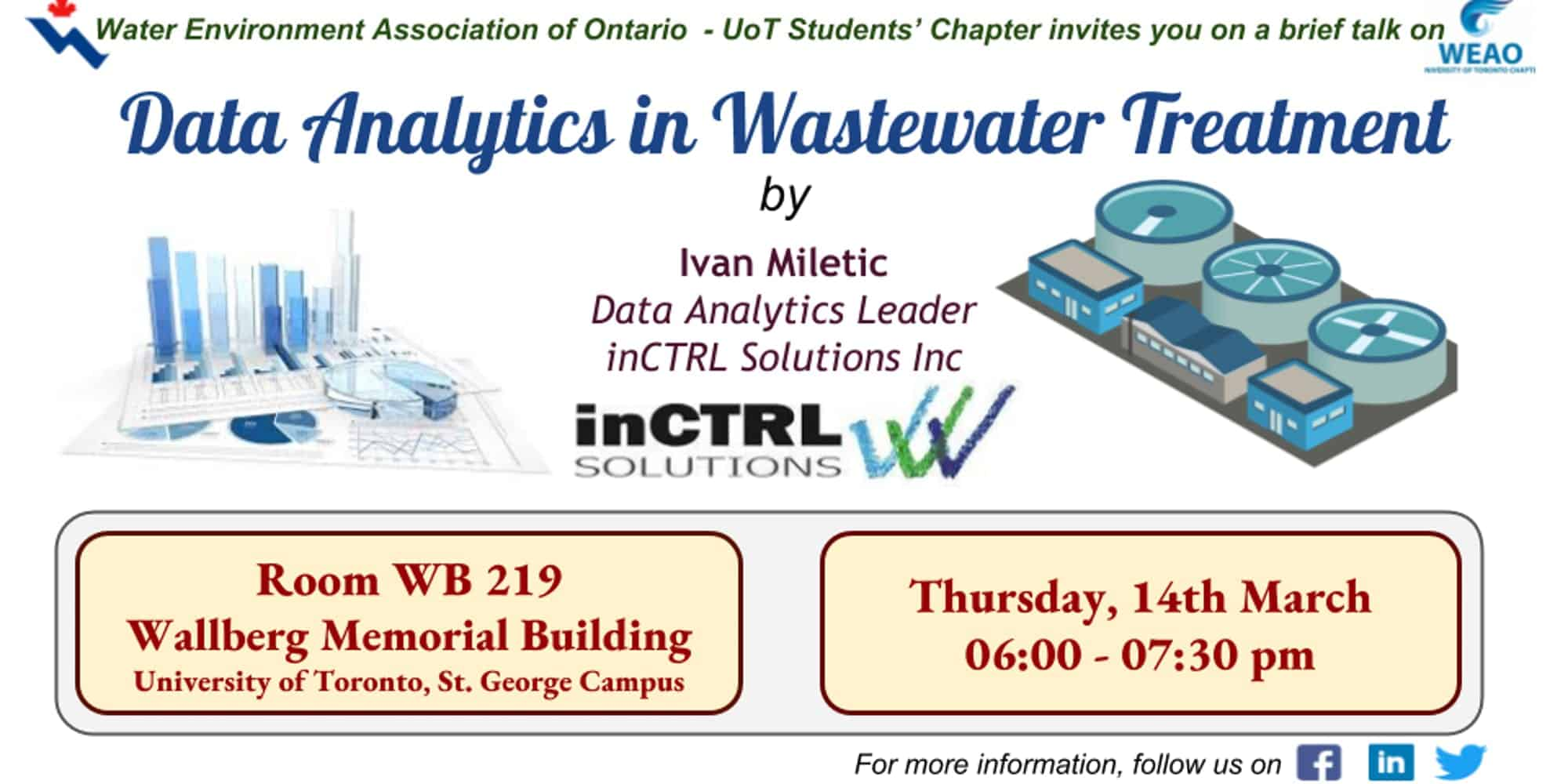 Ivan Miletic presents at WEAO U of Toronto Student Chapter